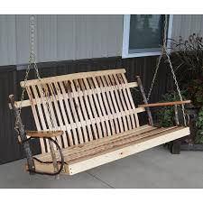 porch furniture sale. Unique Sale Get Quotations  A U0026 L Furniture Co Amish Bentwood Rustic 5u0027 Hickory Porch  Swing Intended Sale E