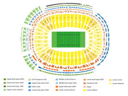Seating Chart For Paul Mccartney Lambeau Field Seating Chart Paul Mccartney Staple Center