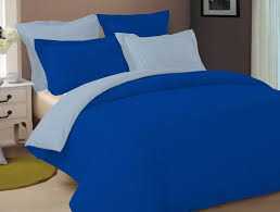 royal blue duvet cover king