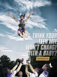 baby advertising jobs babycanwait com what you can t do with a baby cheerleading