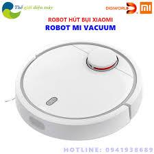 MÃ ELHAXU9 hoàn tối đa 1 TRIỆU xu] [Bản Quốc Tế] Robot Hút Bụi Xiaomi  SKV4022GL Mi Robot Vacuum - Bảo Hành 12 Tháng