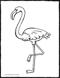 Flamingo Kiddicolour