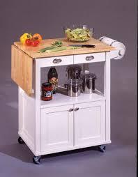 Drop Leaf Kitchen Island Table Vintage Portable Kitchen Island With Drop Leaf Space Saving And