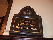 <b>Division bell</b> - Wikipedia