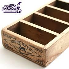 rockingchair dalton dulton wooden business card box all one color life gadgets antique gadgets american gadgets natural wooden storage box card put