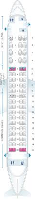 Seat Map Embraer 175 E75 V1 Delta Air Lines Find The Best