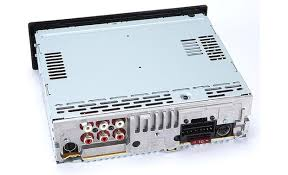 sony cdx gt340 cd receiver at crutchfield com sony cdx gt340 rear view