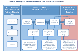 The Imv Model Of Suicide Suicidal Behaviour Research Lab
