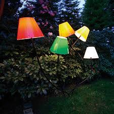 amazing garden lighting flower. Outdoor Solar Wall Lights Powered Landscape Garden  Colored Amazing Garden Lighting Flower G