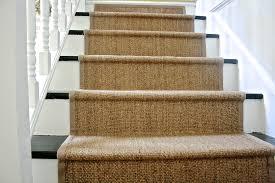 carpet runners for stairs. diy ikea jute rug stair runner carpet runners for stairs w