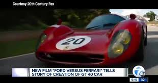 Keen to beat ferrari at its own game, ford entered a total of 15 mk ii gt40s for le mans in 1966. Ford Excited For Ford V Ferrari Which Tells Story Of Le Mans Victory