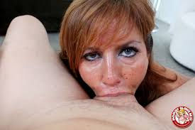 Mature redheads who love to deepthroat