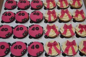 40th Birthday Cakes Beautiful Birthday Cakes