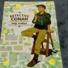 Amazon.co.jp: Clear File Detective Conan Movie Heiji Hirabori / N94: Hobby