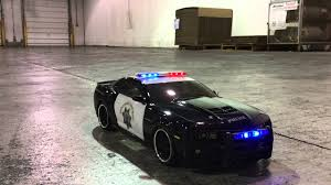 Remote Control Police Car With Working Lights And Siren Rc Police Car With Lights And Siren Youtube