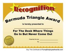 Certificates Funny 8 Best Education Images On Pinterest Award Certificates Funny