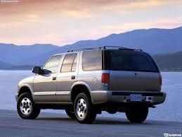 Blazer chevy blazer 2003 : Chevrolet Blazer 2003 - image #108