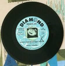 Susan Summers 45 Mommy and Daddy were Twistin' 1961 R&R Teen Twist VG++ |  eBay
