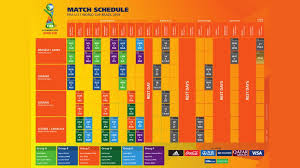 Calendario 2007 Mexico Fifa U 17 World Cup Brazil 2019 Fifa Com