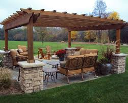 stand alone Traditional Patio Pergola Design, Pictures, Remodel, Decor and  Ideas - page