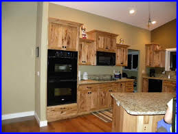 maple kitchen cabinets with black appliances. Kitchen Maple Cabinets Incredible Smith Design Ideas With Black Appliances For Concept K