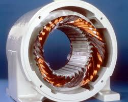 typical failures in three phase stator windings alexandria winding single phased delta connected