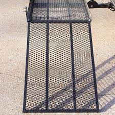 carrier ramp. hitch mounted wheelchair scooter mobility carrier medical rack ramp mc400 sc400 m