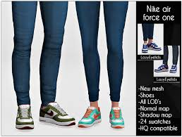 This is the very first actual cc i'm posting here, i'm really excited about it! مجموع قليل الزئبق Sims 4 Nike Shoes Dsvdedommel Com
