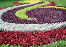 Small Picture Beautiful Flower Garden Design Ideas Contemporary Home
