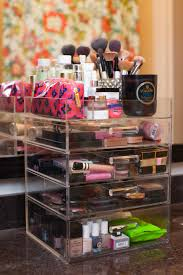 chronicles of frivolity glambo college house college dorm rooms makeup organization makeup