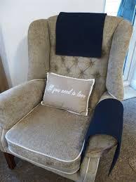 armchair arm covers. LARGE Chair Back Slip Arm Cover Cap Antimacassar Sofa Armchair Covers