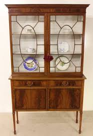 english antique display cabinet. Inlaid Mahogany Display Cabinet By Waring \u0026 Gillow - Antiques Atlas English Antique N