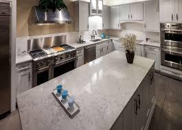 White River Granite Kitchen Bianco River Quartz Worktops From Mayfair Granite