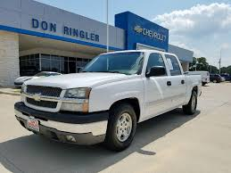 2004 Chevrolet Silverado In Texas For Sale ▷ 160 Used Cars From ...