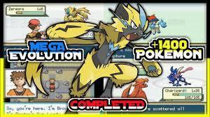 Completed] Pokemon GBA ROM Hack (2020) With +1400 Pokemon, Mega Evolutions,  Fairy Type, & Much More | Mega evolution, Pokemon, Fairy type