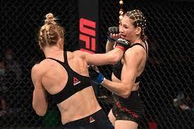 UFC news: Irene Aldana defends team ...
