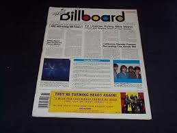1982 September 25 Billboard Magazine Great Vintage Music