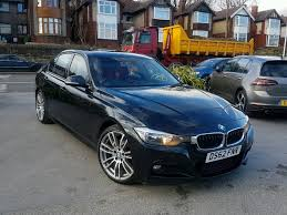 BMW Convertible bmw 330 black : 2013 BMW 3 SERIES 320D M SPORT MANUAL BLACK WITH RED LEATHERS 1 ...