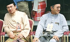 Image result for Anwar and Mahathir the best of friends