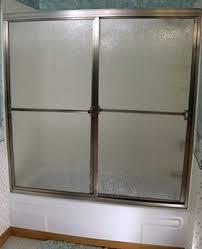 Image Glass Shower Craftsman American Shower And Tub Door Craftsman Builder Series crbt 532 Glass Contractor Grade Framed