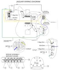 jaguar guitar wiring diagram jaguar wiring diagrams online offsetguitars com • view topic tips on how best to wire jaguar