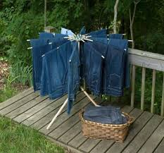 Jeans Drying Rack
