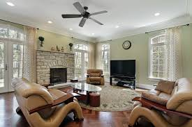 Living Room Staging Staging A Living Room With A Corner Fireplace Living Room With A