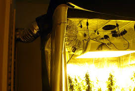 one of the most common ways to vent out heat from your grow space is to