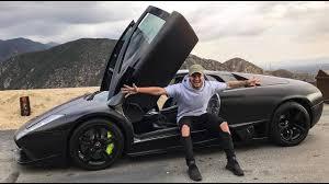 DRIVING MY DREAM CAR | LAMBORGHINI LP640!! - YouTube