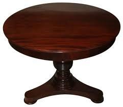 antique foyer furniture. antique round wooden foyer table 6000 est retail 1699 on chairishcom furniture