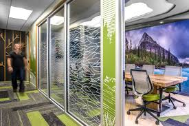 design an office. Grouse River Understands The Value Of Providing Their Staff An Inspiring Workplace. For Our Second Project Together We Were Directed To Design Office
