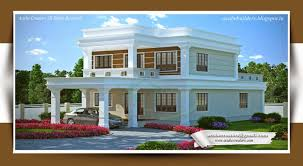 Small Picture Simple Home Designs Neat And Simple Small House Plan Kerala Home