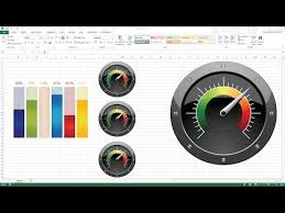 Speedometer Gauge Charts Learn How To Create And Use Them In