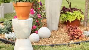 garden ornaments and accessories. Modren Garden DIY Concrete Garden Ornaments On And Accessories